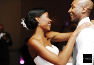 Laughter, Dancing, & Fun at the Reception