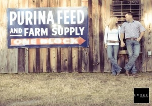 Country Couple Bliss