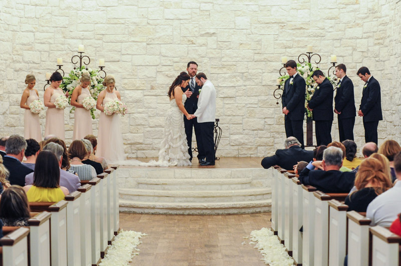 The Wedding Chapel at Briscoe Manor