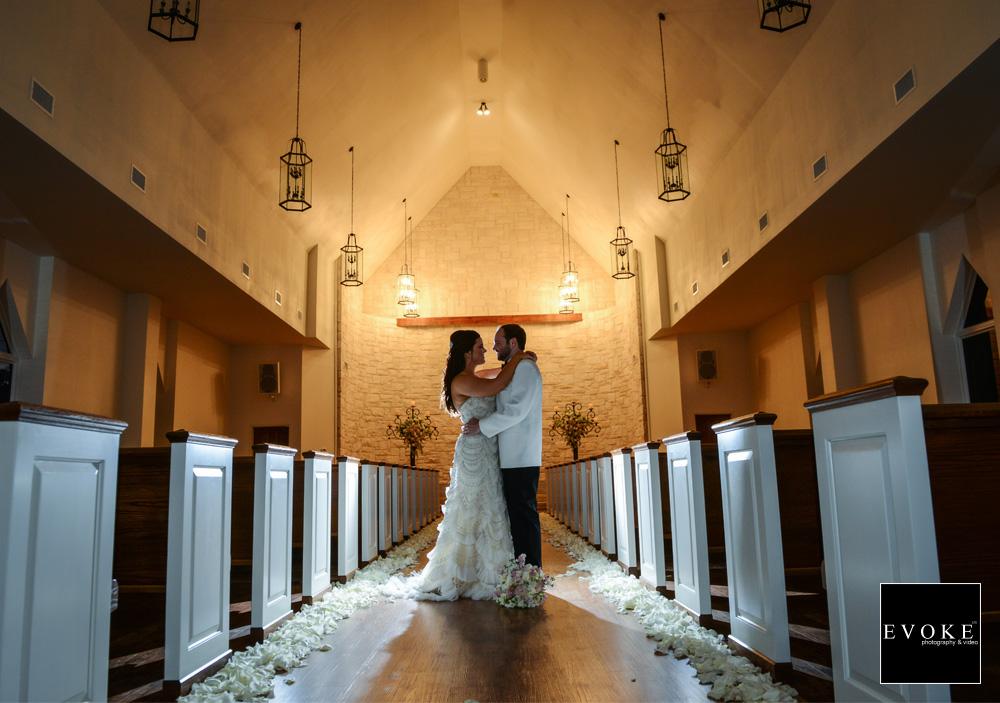 Wedding Portrait at Briscoe Manor