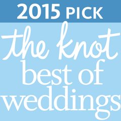 2015 Pick for the Knot Best of Weddings in Houston Texas