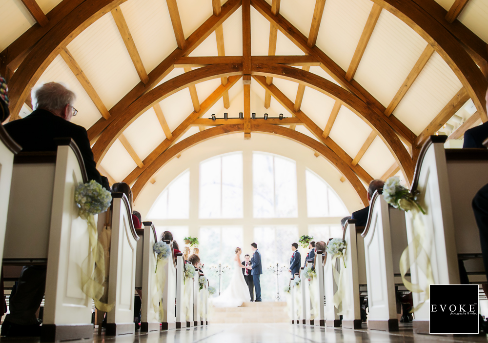 Wedding Chapel at Ashton Gardens North