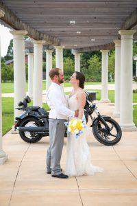 When a biker falls in love