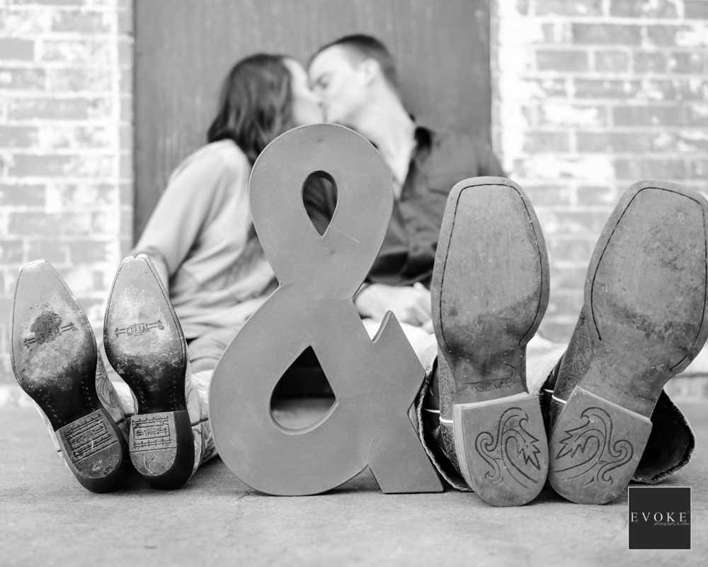 Old Town Spring Engagement Session