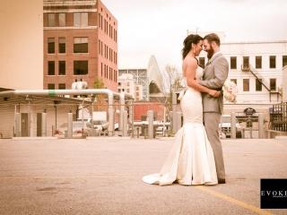 Contemporary Wedding Day