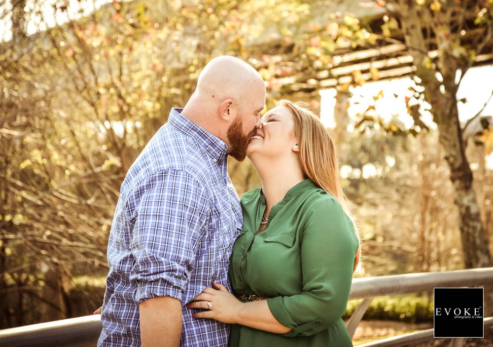 Sabine Street Engagement Session