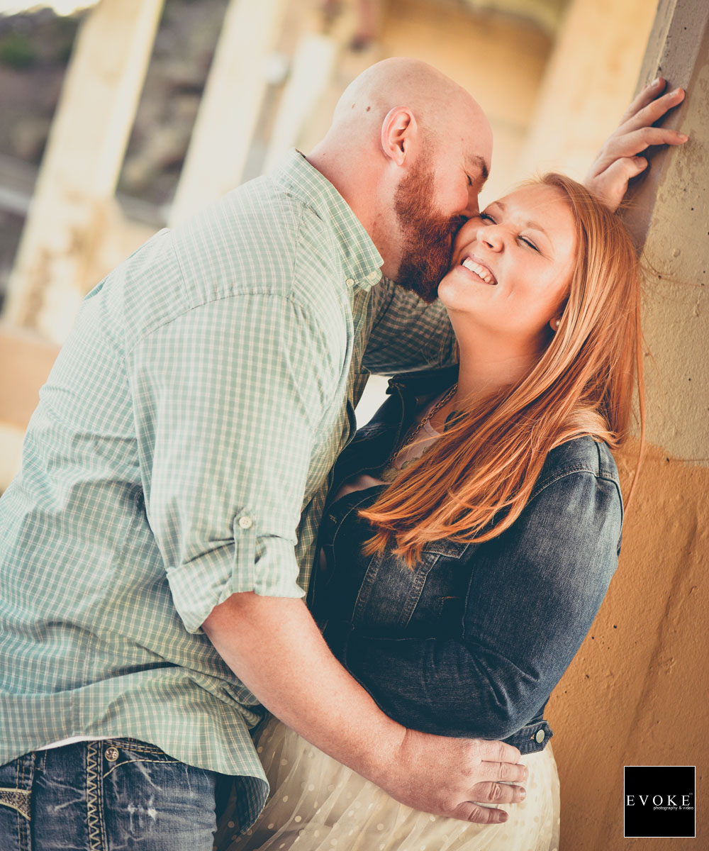 Sabine Street Engagement Session by EVOKE Photography and Video