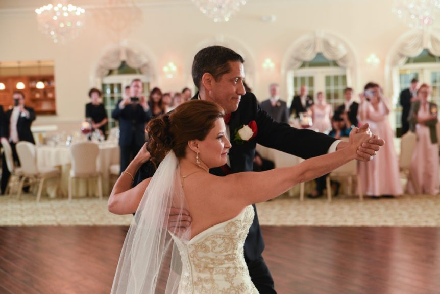 A choreographed First Dance for the Bride and Groom
