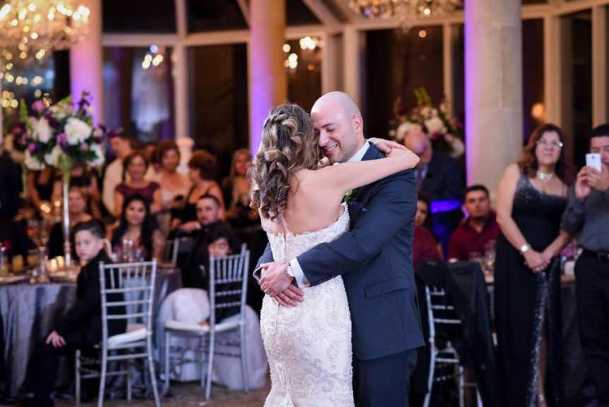 A tender First Dance