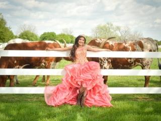 A very Texas quinceañera