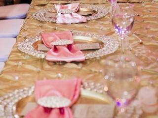 Wedding Decorations at Crystal Ballroom
