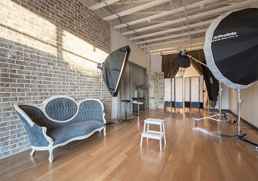EVOKE's Bridal Studio in Rice Village.
